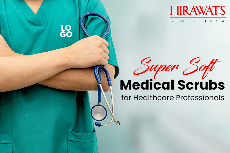 Super Soft Medical Scrubs
