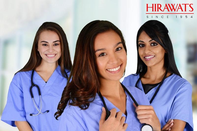 Medical scrubs in India