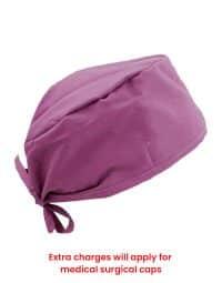 scrub-cap-violet