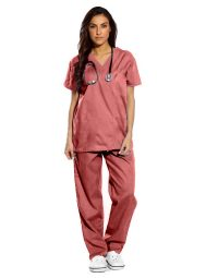 scrub-front-red