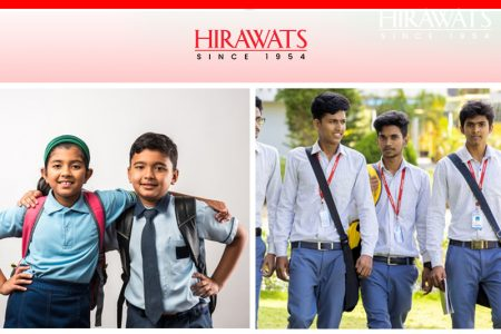 Hirawats School & College Uniforms