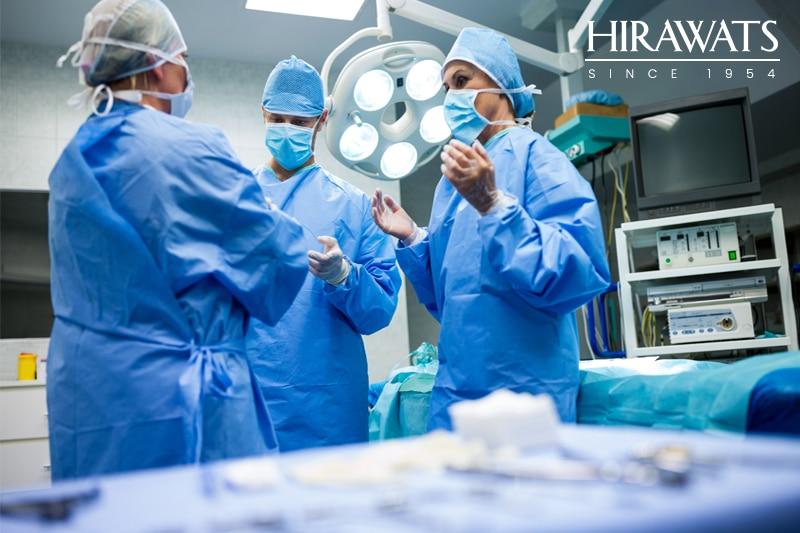 Surgical uniforms