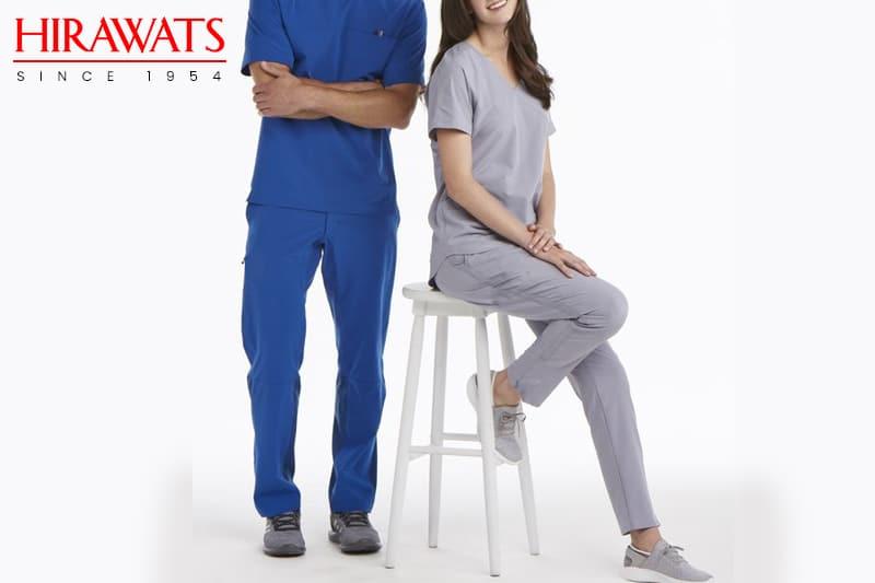 Medical Uniform Scrubs with Stylish Designs