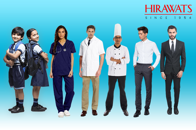 Uniforms for All Industries