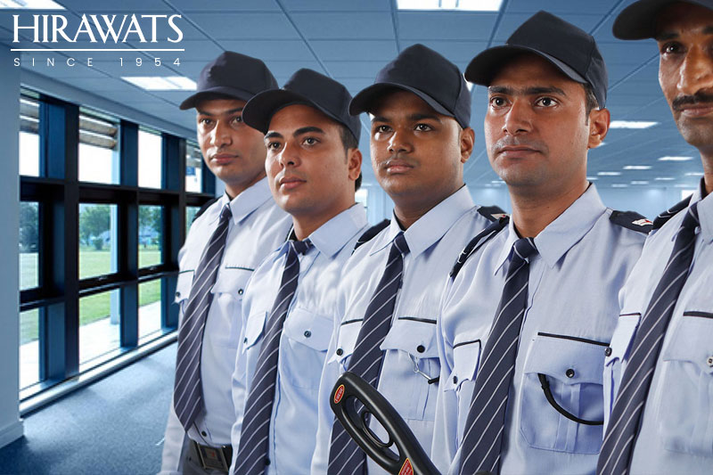 Security and Hospitality Services Uniforms