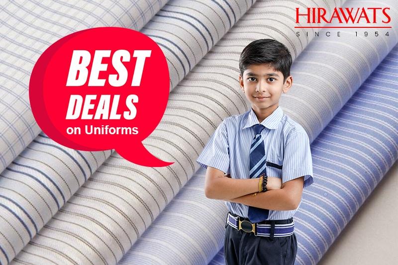 Best Deals on Uniforms