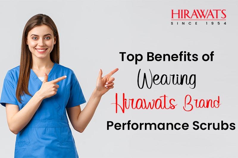 Hirawats Brand Scrubs Benefits