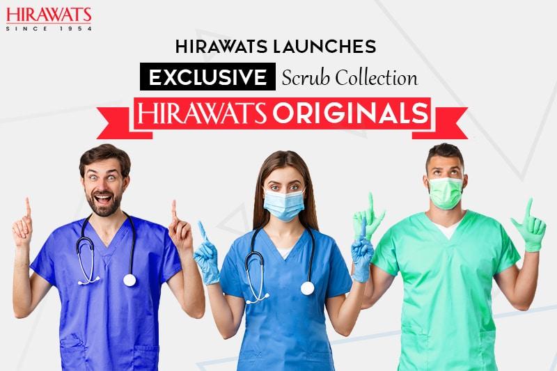 Hirawats Originals - Trendy and Durable Scrubs