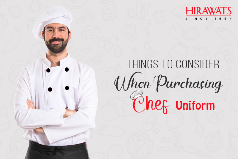 How to choose chef uniforms