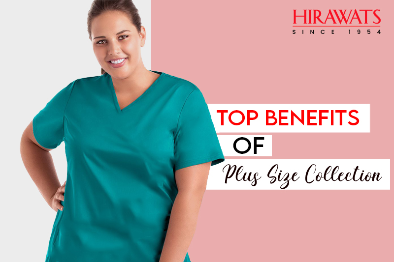 top benefits of plus size collection
