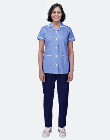 Mix N Match Nurse Uniform - Blue - Dark Blue