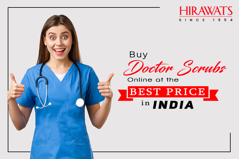 Buy Doctor Scrubs Online At The Best Price In India